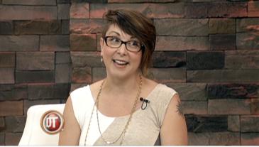 Natasha Chiam on Dinner Television