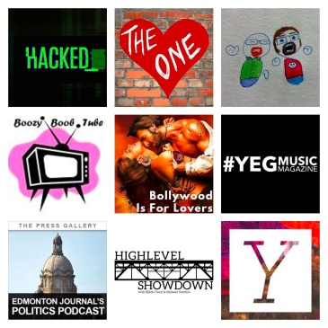 Podcast collage for Oct. 30
