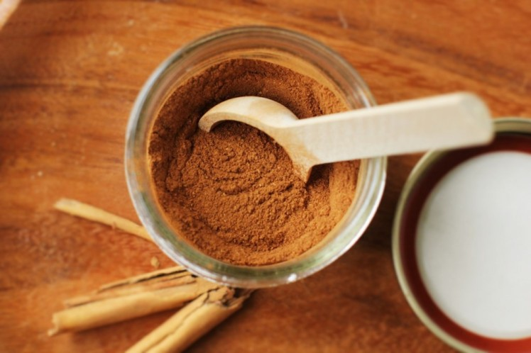 The Kitchen Frau's pumpkin pie spice mix