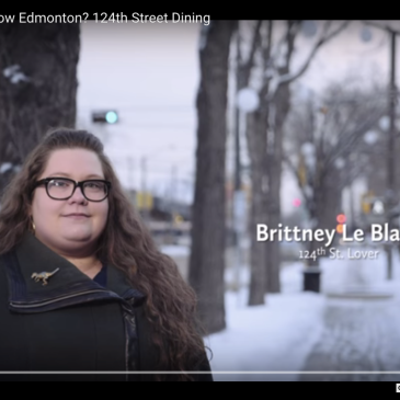 Brittney Le Blanc, 124th Street Lover