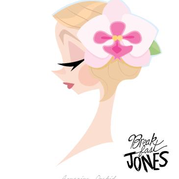 Aquarius Orchid, Breakfast Jones