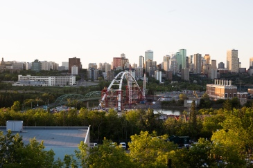 Walterdale Bridge, Mack Male
